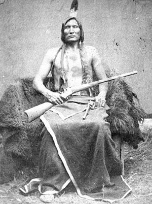 Коснись Туч-миннеконжу-лакота