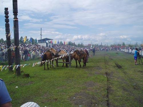 Нюрбинский ысыах 2010