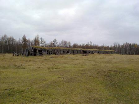 Старая ферма