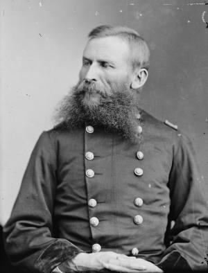 Генерал Джордж Крук - Три Звезды