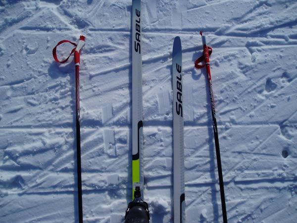 Мои лыжи