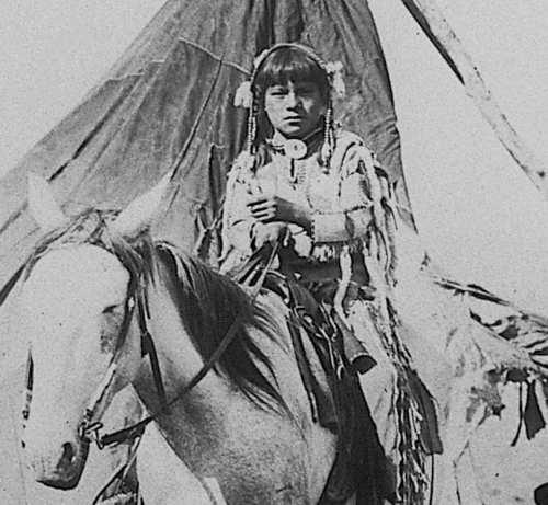 Мальчишка из племени стони