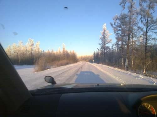 Дорога на Якутск