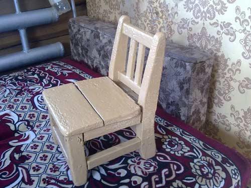 Мой стульчик