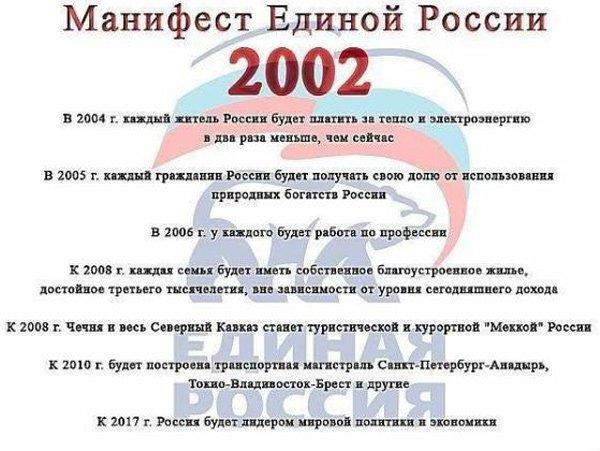 Манифест ЕР-2002